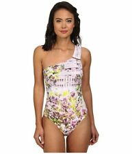 Ted Baker Wemmi Window Blossom Range One Piece Swimsuit Pink Size Ted 5 (XXL)