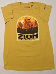 Columbia New Zion National Park Logo Graphic T-Shirt Men's Medium