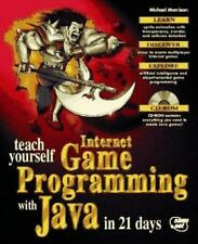 Teach Yourself Internet Game Programming With Java in 21 Days