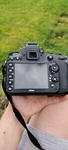 Nikon D600 Shutter Count 4,146