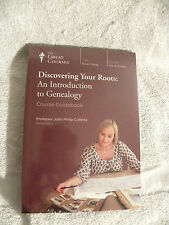 Discovering Your Roots: An Introduction to Genealogy DVD New Sealed - EB10