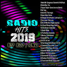 DJ White Rock RADIO HITS 2019 Hip Hop/R&B
