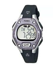 Timex Women's Ironman Classic 30 Mid-Size Digital Sport Watch Gray/Lilac
