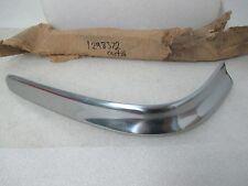 Mopar NOS 1949 Chrysler New Yorker Imperial RH Fender Upper Grille MLDG 1298372