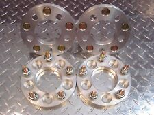 5x100 to 5x130 US Wheel Adapters 20mm Thick 12x1.5 Lug Studs Spacers x 4 Rims