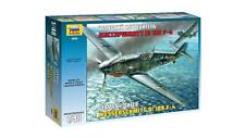 ZVEZDA 4806 GERMAN FIGHTER MESSERSCHMITT Bf 109 F-4 MODEL KIT 1/48 NEW WWII
