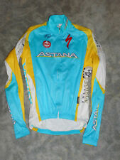 Original MOA Team Astana Specialized thermo Trikot mit MantoTex Windstopper