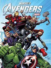 The Avengers Group Cartoon Disney Rewards Exclusive Poster 18 x 24 Unused