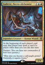 MTG Magic - (M) Commander 2016 - Ludevic, Necro-Alchemist FOIL - NM/M