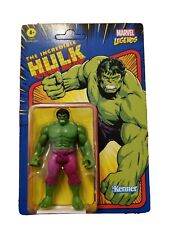 "Hasbro Kenner Marvel Legends Incredible Hulk 3.75"" Action Figure MOC  2021"