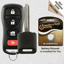 Car Transmitter Alarm Remote Control for 2005-2015 Nissan Armada Key