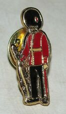 Canada Canadian Governor General's Foot Guards Soldier Gold Plated Lapel Pin
