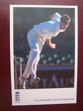 Glenn McGrath - Cricket  -  4 x 6  inch format