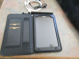 Samsung Galaxy Tablet A 16 GB With Cover