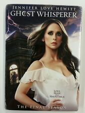 Ghost Whisperer: The Final Season (DVD, 2010, 6-Disc Set) New