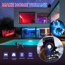 LED STRIP LIGHTS 5050 RGB COLOUR CHANGING TAPE UNDER CABINET KITCHEN LIGHTING√√√
