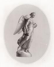"""Alluring 1800s JOHN GIBSON Engraving """"Aurora, Goddess of the Dawn"""" FRAMED COA"""