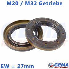 Simmerring Eingangswelle 27mm M20 M32 Getriebe Opel Astra H Corsa D Zafira B