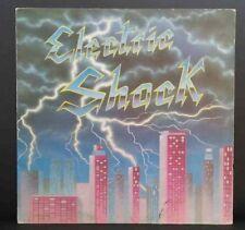 ELECTRIC SHOCK - Vinyl - LP - Temas y Artistas Originales