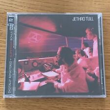 Jethro Tull - A + Slipstream (CD+DVD, NEW, Sealed)