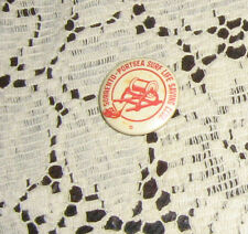 Vintage Sorrento Portsea Surf Lifesaving Club Badge  Scarce 1 Inch Across