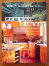 Complete Kitchens : Plan and Build Your Dream Kitchen (2002, Paperback)