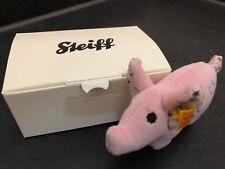 Steiff 240652 Mini Rassel-Knister Schwein 11, rosa