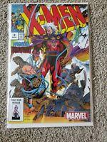 X-MEN #2 Jim Lee Magneto Cover Marvel Legends Reprint NM