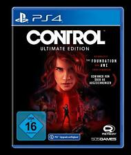 Control Ultimate Edition (PlayStation PS4) (2020, DVD-ROM)