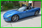 2009 Chevrolet Corvette  2009 Chevrolet Corvette 6.2L V8 RWD Coupe 6 Speed Manual 60,400 Miles