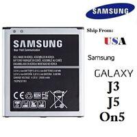 Samsung Galaxy J5 J3 ON 5 Replacement Battery 2600mAh EB-BG531BBE 3.8V