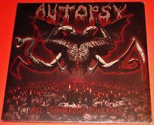 Autopsy: All Tomorrow's Funerals 2 LP 180G Double Vinyl Record Set 2012 EU NEW