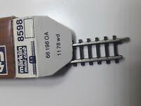 Z, märklin, 8598, 1 Trenngleisstück, 110 mm, 1978, das 1.! - in OVP, K 3! RAR!