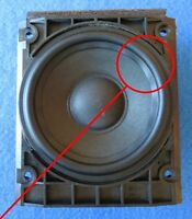 Surrounds for Bang & Olufsen Beolab 6000, Beolab 3500 & 8480239 - 4 pcs rubber