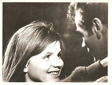 "PATRICIA GOZZI & DEAN STOCKWELL in ""Rapture"" Original Vintage Photo 1965"