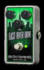 EHX Electro Harmonix East River Drive Overdrive Pedal - Classic Overdrive Tone