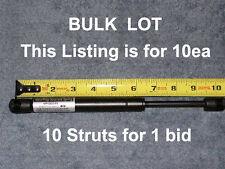 "10ea Wholesale Lot  RV  Motor Home Gas Spring Strut Shock Lift Arm Rod 10"" 60#"
