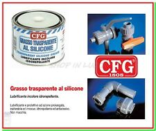Grasso AL SILICONE CFG 500ml Idrorepellente Pelle Tessuti Distaccante Stampi