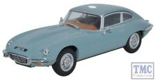 JAGV12001 Oxford Diecast 1:43 Scale Jaguar V12 Light Blue E Type