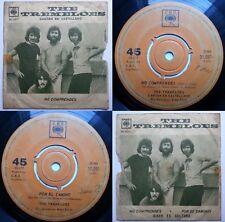 THE TREMELOES YELLOW RIVER (IN SPANISH) 1970 MONO UNIQ PS UNIQ CHILEAN PRESS!!!