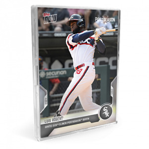 2021 Topps Now Postseason Complete Team Set - Chicago White Sox - 10 Cards!
