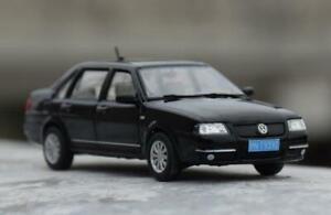 1/43 Alloy car model Shang hai Volkswagen Santana Vista Gift collection