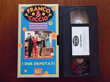 I due deputati (Franco Franchi, Ciccio Ingrassia) - VHS ed. De Agostini