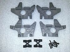New T-Maxx 3.3 Bulkheads Front And Rear With Supports