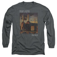PINK FLOYD FADED ANIMALS Licensed Men's Long Sleeve Graphic Tee Shirt SM-3XL