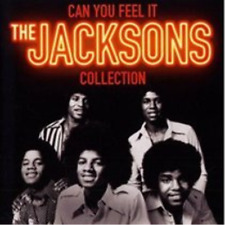 The Jacksons-Can You Feel It  CD NEW