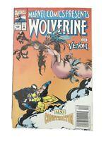 Marvel Comics Presents No.71 1991 Wolverine Ghost Rider Warlock Shanna Daredevil