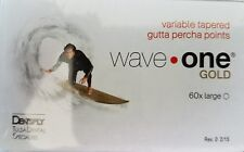 Large Waveone Gold Wave One Gutta Percha Points Dental Endodontic Root Canal