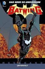 Batwing megaband tedesco 1+2+3 completa (US 0,1-34, futures end 1) Batman