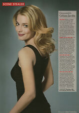 Gillian Jacobs 1pg TV GUIDE magazine feature, clippings